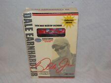 Dale Earnhardt Jr. 2008 Daily Desktop Calendar with 1:64 Scale Red#8 Diecast Car