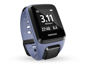 TomTom Spark Cardio + Music GPS Fitness Watch Size Small