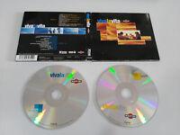 VIVA LA VITA BY MARTINI 2 X CD TEMPO MUSIC BIG MUFF MOLOKO LEVITATION DJ OLIVER