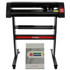 "Vinyl Cutter Plotter 28"" PixMax 720mm Vinyl Cutting Transfer + Flexi Software"