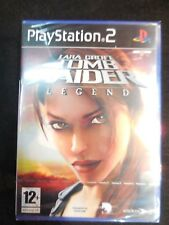 Lara Croft Tomb Raider Legend  para playstation 2 Nuevo y Precintado Pal
