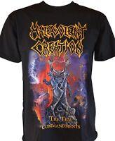 MALEVOLENT CREATION - The Ten Commandments - T-Shirt - XL / Extra-Large - 165458