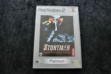 Stuntman Playstation 2 PS2 Platinum