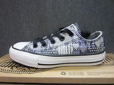 New Converse 645130F CT OX Lucky Stone Girl Size 12 Junior Youth Athletic Shoes