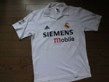 Real Madrid #8 100% Original Centenary Jersey Shirt S USED Good Condition