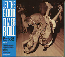 LET THE GOOD TIMES ROLL - 2 CD BOX SET IKE & TINA TURNER, SLIM HARPO & MORE