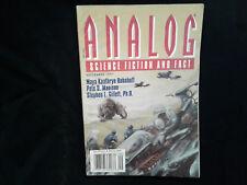 Analog Science Fiction / Science Fact Magazine, September 1997