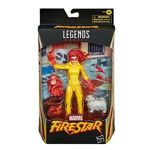 "Marvel Legends 6"" Marvels Firestar"