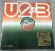 U2 3 THREE 40th ANNIVERSARY #16892/17000 RSD RECORD STORE DAY VINYL