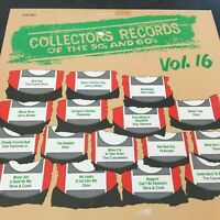 Collector's Records of the 50's and 60's Vol. 16  LP Vinyl