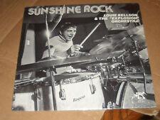 LOUIE BELLSON & THE EXPLOSION ORCHESTRA SUNSHINE ROCK LP JAZZ VINYL NEW PABLO