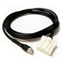 Car Aux input Audio Cable Female 3.5MM Plug Fit for Mazda M6/M3/RX-8/MX-5 X9Y7