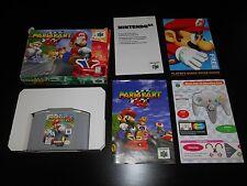 Mario Kart 64 Complete Nintendo 64 N64 Game CIB