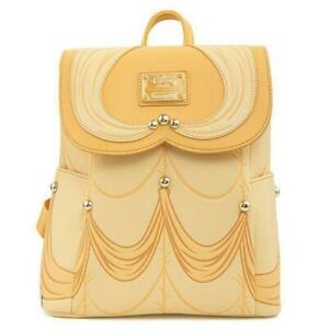 Loungefly Disney Beauty And The Beast Belle Mini Backpack