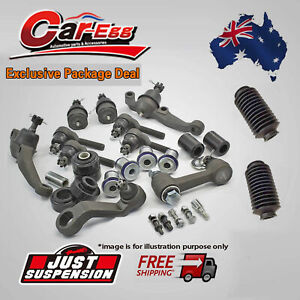 7 Rack Tie Rod Ends Ball Joints for Ford F100 F150 2WD incl Bronco 1981-1986