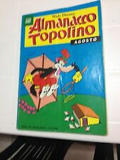 ALMANACCO TOPOLINO N.176 - ALBI D'ORO - ARNOLDO MONDADORI - BUONO/OTTIMO