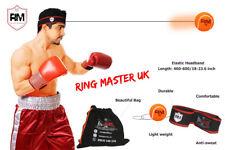 RingMasterUK Head Speed ball Punch Reflex Fitness Focus Boxing MMA Martial Arts