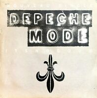 FRENCH CD SINGLE DEPECHE MODE IT' S NO GOOD CARDBOARD SLEEVE RARE COLLECTOR 1997