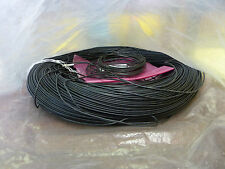 Alpha Wire  3053-2   20awg  black  tinned copper  10/30 stranded   1430ft