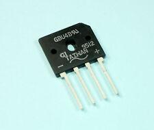 6pcs Silicon Bridge Rectifier Diode GBU4B 4A 100v