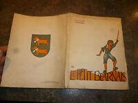 Collection Jeunesse LE PETIT BEARNAIS : Bilhères Pyrénées Atlantique Béarn 1954