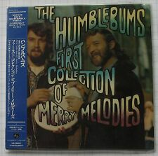 THE HUMBLEBUMS - First Collection Of Merry Melodies JAPAN MINI LP CD OBI NEU!
