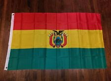 Bolivia National flag country flag bandera de Bolivia
