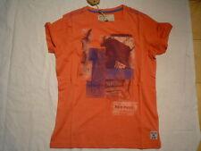 TAN 15 - Camiseta, ladrillo (Canela) V. García T. gr.140-164
