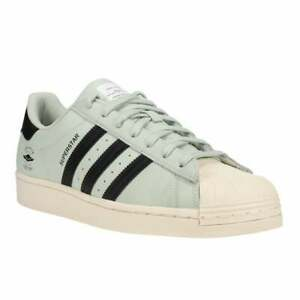 adidas Superstar The Child X Star Wars Mandalorian Lace Up  Mens  Sneakers Shoes