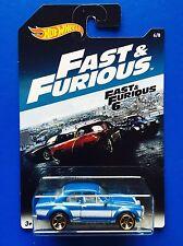 2017 Hot Wheels Fast & Furious 1970 FORD ESCORT RS1600 MKI - mint on card