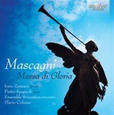 MASCAGNI: MESSA DI GLORIA Brilliant Classics CD NICE