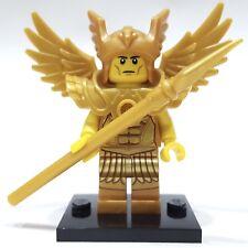 Lego New Series 15 FLYING WARRIOR 71011 Minifigure Golden Roman Figure Authentic