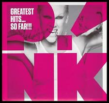 PINK - GREATEST HITS....SO FAR: CD ALBUM