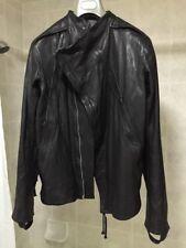 Boris Bidjan Saberi Leather Jacket