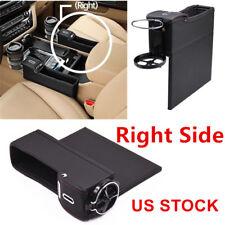Right Side Catch Catcher Box Car Seat Gap Slit Pocket Storage Organizer Coin Box