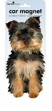 Paper House Productions SILKY TERRIER DOG Die-Cut Magnet for Cars, Fridge - NEW