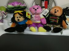 3 Beanie Kids all with mint tags Marley together the  bear mosh