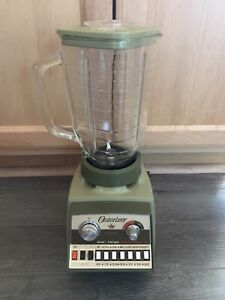 Vintage Osterizer Imperial Dual Range Cyclomatic 14 Blender (Free Shipping)