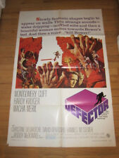 DEFECTOR original 1966 poster Montgomery Clift