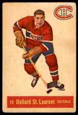 1957-58 PARKHURST DOLLARD ST. LAURENT MONTREAL CANADIENS #M10