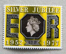 Single 13p Silver Jubilee 1977