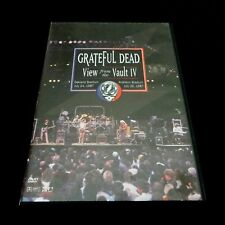 Grateful Dead View From The Vault IV 4 Four DVD 1987 Oakland CA & Anaheim CA 1st