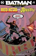 BATMAN PRELUDE TO THE WEDDING RED HOOD VS ANARKY #1 DC ALBUQUERQUE 62018