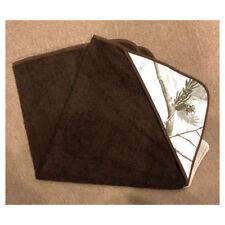 Realtree Camo Hooded Baby Towel Ap Snow