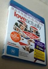 Love Actually - 10th Anniversary _ Brand NEW BluRay, never opened, still sealed