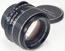 PENTAX M42 SMC Takumar 50mm 1.4