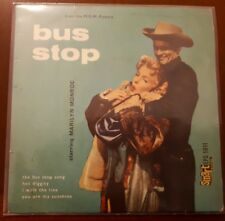 "Raro 7"" EP 45 giri Marilyn Monroe colonna sonora ""BUS STOP"" Fermata d'autobus"