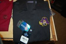 East Carolina Pirates Oxford Med Short Sleeve Dress Shirt Men's College
