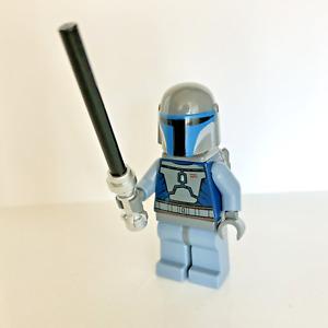 LEGO Star Wars - Pre Vizsla Mandalorian Minifigure (100% Genuine LEGO Bricks)
