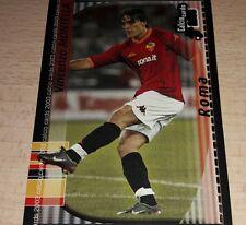 CARD CALCIATORI PANINI 2003 ROMA MONTELLA CALCIO FOOTBALL SOCCER ALBUM